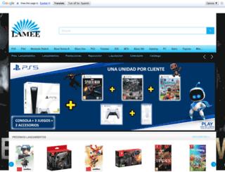 lameesoftware.es screenshot