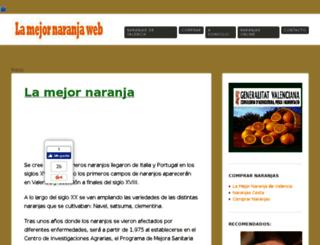lamejornaranjaweb.com screenshot