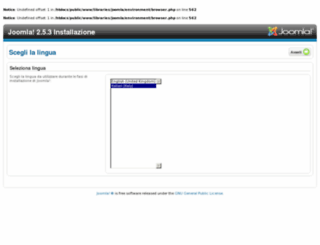 lamelashop.com screenshot