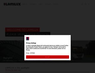 lamilux.com screenshot