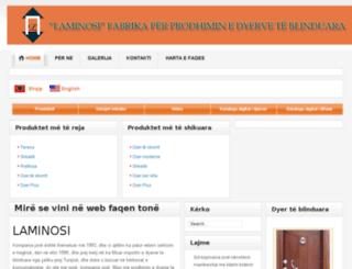 laminosi.com screenshot
