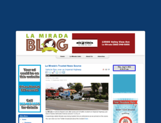 lamiradablog.com screenshot