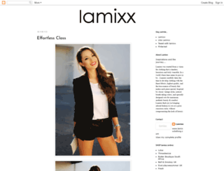 lamixx.blogspot.com screenshot
