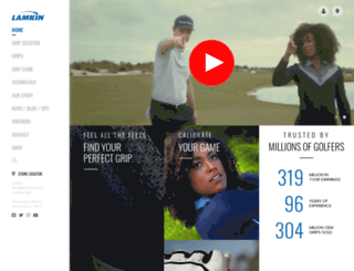 lamkin.co.kr screenshot