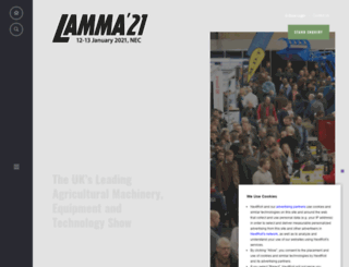lammashow.co.uk screenshot