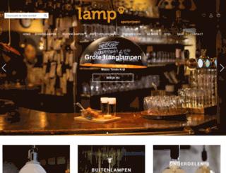 lampenzo.nl screenshot