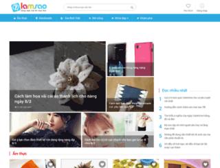 lamsao.com screenshot