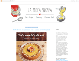 lamuccasbronza.blogspot.com screenshot