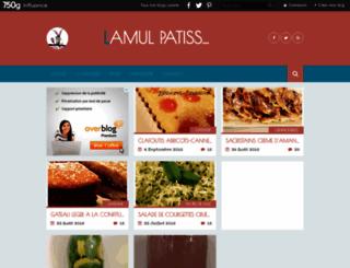 lamulpatiss.overblog.com screenshot