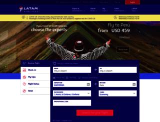 lan.com screenshot