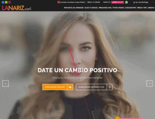 lanariz.com screenshot