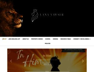 lanavawser.com screenshot