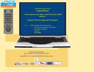 lanceit.net screenshot