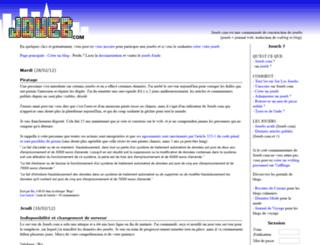 lancelsolde.joueb.com screenshot