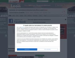 lancianonews.net screenshot