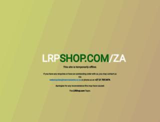 land-rover-parts-shop.com screenshot