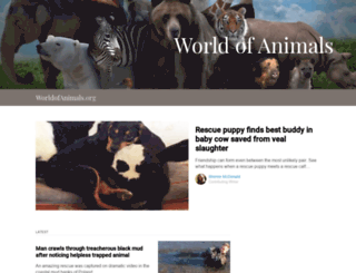 land.worldofanimals.org screenshot