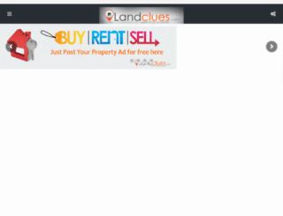 landclues.com screenshot