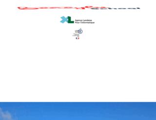landecoles.landespublic.fr screenshot