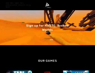 landfallgamestudio.com screenshot