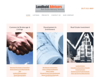 landholdadvisors.com screenshot