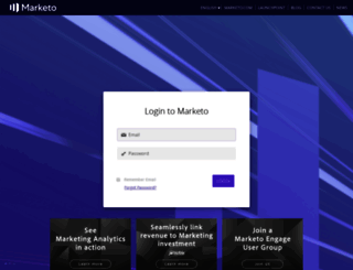 landingpage.swrve.com screenshot