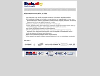 landingspagina.skala.nl screenshot