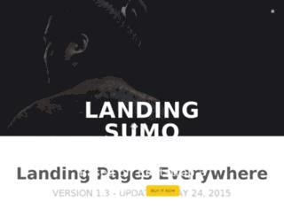 landingsumo.com screenshot