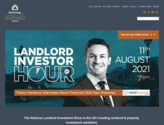landlordinvestmentshow.co.uk screenshot