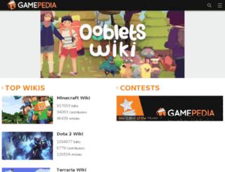 landmark.gamepedia.com screenshot