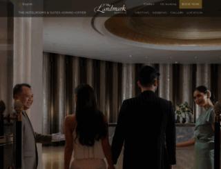 landmarkbangkok.com screenshot
