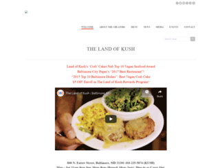 landofkush.com screenshot