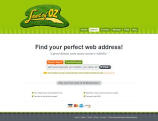 landofoz-shopco-com.shopco.com screenshot