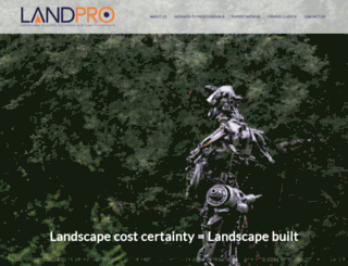 landpro1.moonfruit.com screenshot