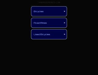 landriderbikes.com screenshot