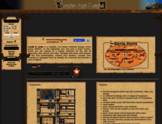 landsandlords.de screenshot