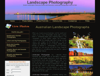 landscape-photograph.com screenshot