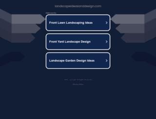 landscapeideasanddesign.com screenshot