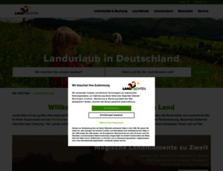landsichten.de screenshot