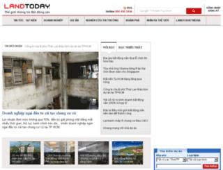 landtoday.vn screenshot
