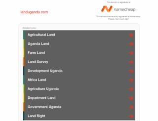 landuganda.com screenshot