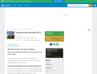 landwirtschafts-simulator-2013.softonic.de screenshot