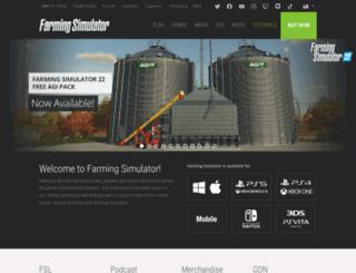landwirtschafts-simulator.de screenshot