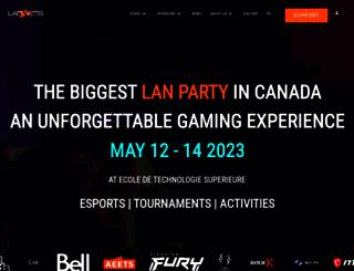 lanets.ca screenshot