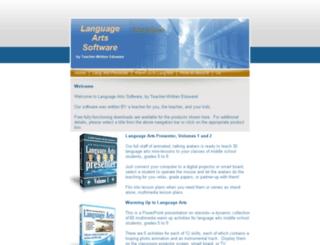 langartssoftware.com screenshot