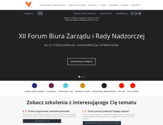 langas.pl screenshot