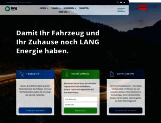 langenergie.ch screenshot