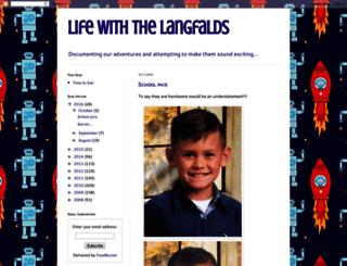 langfalds.blogspot.com screenshot