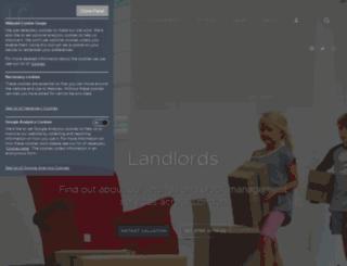 langfordchase.com screenshot