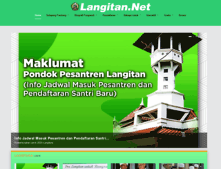 langitan.net screenshot